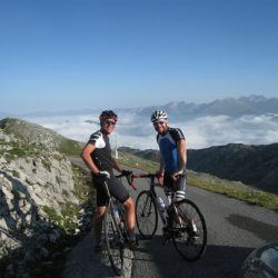 Marmot Tours Road Cycling Holiday - Above the Clouds