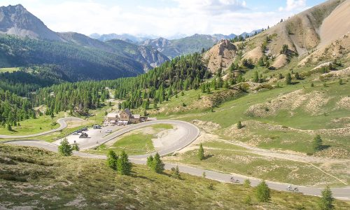 Raid Alpine (Nice to Geneva)