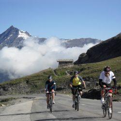 Marmot Tours Alpine Classic Cols Road Cycling Holiday Climbing