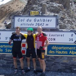 Marmot Tours Alpine Classic Cols Road Cycling Holiday Col du Galibier