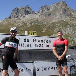 Marmot Tours Alpine Classic Cols Road Cycling Holiday Col du Glandon