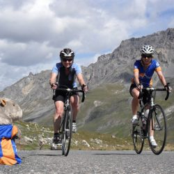 Marmot Tours Alpine Classic Cols Road Cycling Holiday - Margo Supports