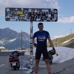 Marmot Tours Alpine Classic Cols Road Cycling Holiday - Petit St Bernard