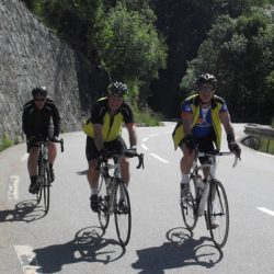 Marmot Tours Alpine Classic Cols Road Cycling Holiday Trio