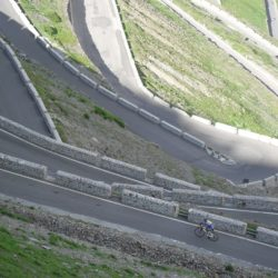 Marmot Tours Classic Cols of the Dolomites Road Cycling Holiday - Hairpins