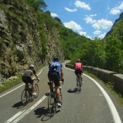 Marmot Tours Classic Cols of the Picos Cycling Holiday - Gorge