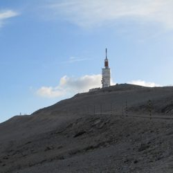 Marmot Tours Club de Cingles Ventoux Road Cycling Challenge - Moonscape