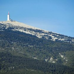 Marmot Tours Club de Cingles Ventoux Road Cycling Challenge - Ventoux from a Distance