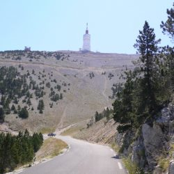 Marmot Tours Club de Cingles Ventoux Road Cycling Challenge - Views of the Summit