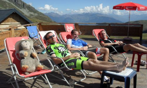 Alpine Classic Cols - Day 6