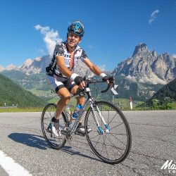 Cycling through the Dolomites with Marmot Tours