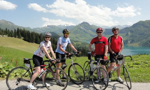 Alpine Classic Cols - Day 1
