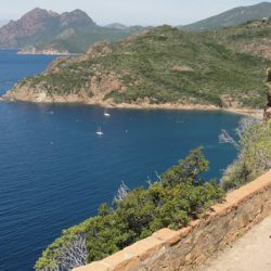 Marmot Tours Raid Corsica Cycling Challenge - Coastal Road