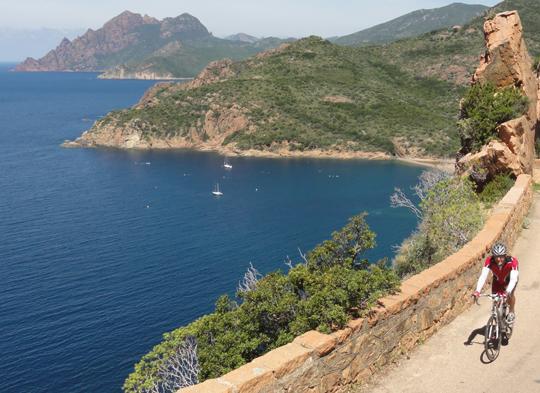 Marmot Tours Corsica