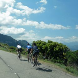 Marmot Tours Raid Corsica Cycling Challenge - Beautiful Route