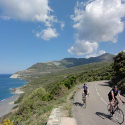 Marmot Tours Raid Corsica Cycling Challenge - Cycling in the Sun
