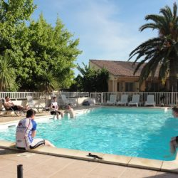 Marmot Tours Raid Corsica Cycling Challenge - Relax by the Pool