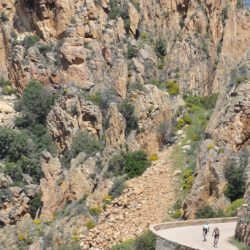 Marmot Tours Raid Corsica Cycling Challenge - Gorge Cycling