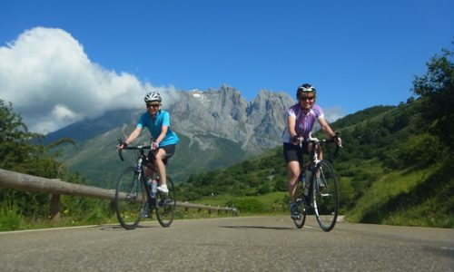 Classic Cols of the Picos & L'Angliru