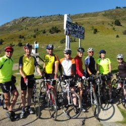 Marmot Tours Pyrenean Classic Cols Road Cycling Holiday - Col d'aspic