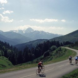 Marmot Tours Pyrenean Classic Cols Road Cycling Holiday - Col de la Core Descent