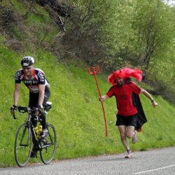 Marmot Tours Pyrenean Classic Cols Road Cycling Holiday - Devil Chase