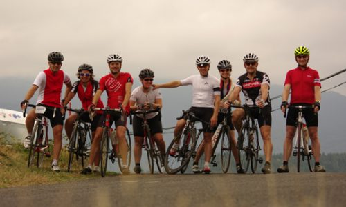 Marmot Tours Pyrenean Classic Cols Road Cycling Holiday - Group