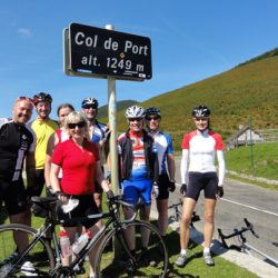 Marmot Tours Pyrenean Classic Cols Road Cycling Holiday - Col de Port