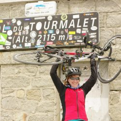 Marmot Tours Pyrenean Classic Cols Road Cycling Holiday - Tourmalet Summit