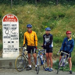 Marmot Tours Pyrenean Classic Cols Road Cycling Holiday - Col de Peyresourde