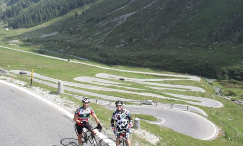 Raid Dolomites