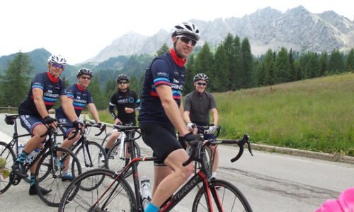 Classic Cols of the Dolomites & Stelvio - Day 1