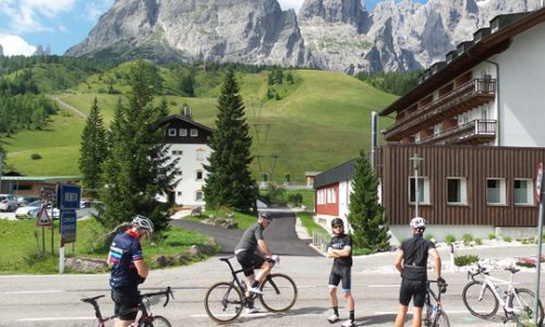 Classic Cols of the Dolomites - Day 2