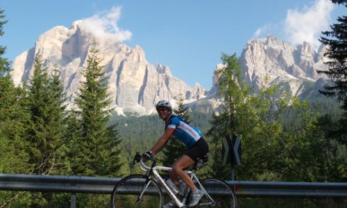 Classic Cols of the Dolomites - Day 3