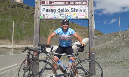 Classic Cols of the Dolomites & Stelvio - Day 5