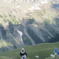 Marmot Tours Raid Alpine S-N Cycling Challenge- The Alps are BIG