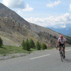 Marmot Tours Raid Alpine S-N Cycling Challenge - Climbing