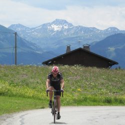 Marmot Tours Raid Alpine S-N Cycling Challenge - Spring Meadows