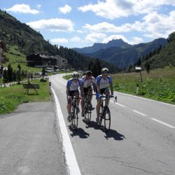 Marmot Tours Raid Dolomites Cycling Challenge - Alpine Start