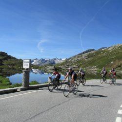 Marmot Tours Raid Dolomites Cycling Challenge - Bernardino Lake