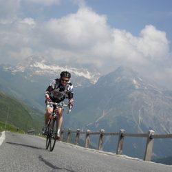 Marmot Tours Raid Dolomites Cycling Challenge - Climbing