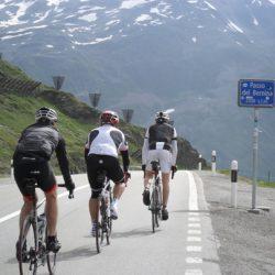 Marmot Tours Raid Dolomites Cycling Challenge - Passo del Bernina