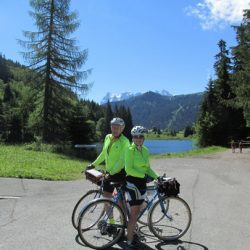 Marmot Tours Raid Dolomites Cycling Challenge - Happy Couple