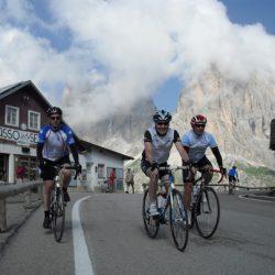 Marmot Tours Raid Dolomites Cycling Challenge - Trio