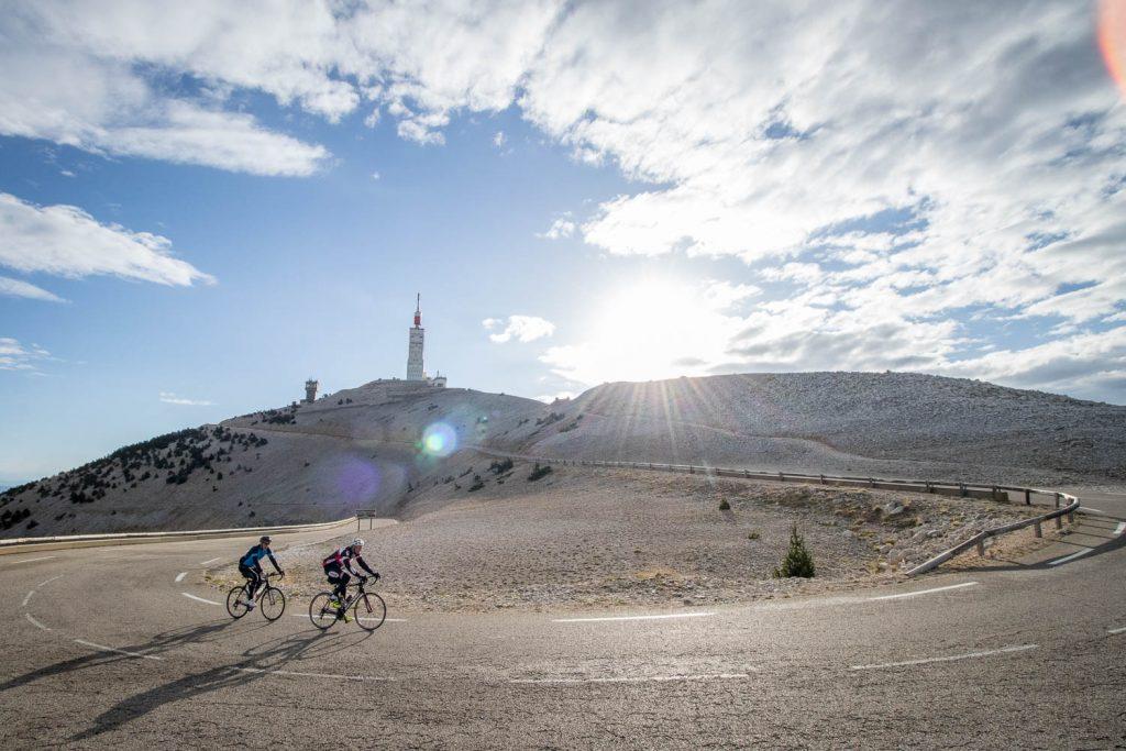 Sunrise over Ventoux with Marmot Tours
