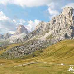 The Dolomites with Marmot road cycling holidays
