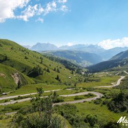 The Italian Dolomites with Marmot road cycling holidays