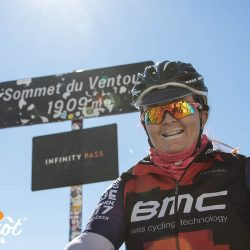 Three ascents of Ventoux in one day with Marmot Tours