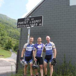 Marmot Tour de France Road Cycling Holiday - Portet D'Aspet