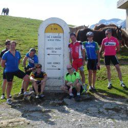 Marmot Tours Raid Pyrenean Cycling Challenge Col d'Aubisque